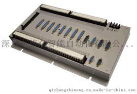 供应深圳旗众QZSMC8008运动控制器8轴伺服/步进运动控制卡