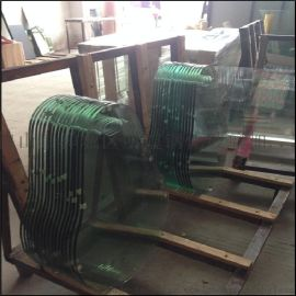 2.5MM钢化玻璃加工 钢化玻璃定做 专业酒柜钢化玻璃加工