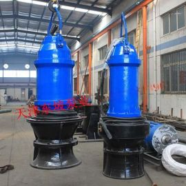 东坡泵业QZB/QHB雪橇潜水轴流泵