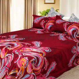 纯棉床单 印花床单 贡缎床单 床上用品