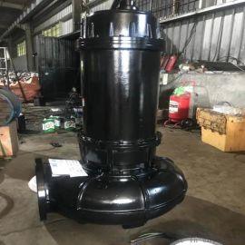 大口径排污泵 排污泵型号 耐腐蚀潜水泵