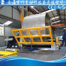 宣均自动化卷板机 高性能卷板机 意大利卷板机生产线