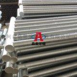 法蘭鍍鋅翅片管散熱器廠家規格
