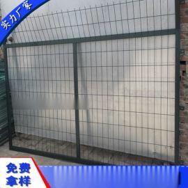江门加高隔离栅 东莞工厂防爬栅栏 珠海框架钢丝网