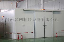 周口保鲜库设计安装工程