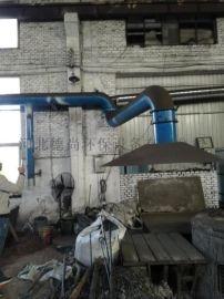 德尚环保铸造厂电炉除尘造型线车间脉冲布袋式除尘器