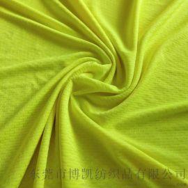 厂家直销提花莱卡布 服装提花面料 经编提花弹力布