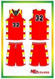 热转印篮球服