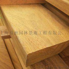 山樟木厂家 硬木一级材山樟木防腐木