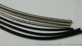 福莱通P3型单扣不锈钢软管穿线护线用
