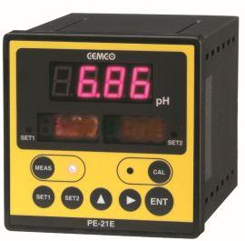 pH控制器  使高精度的复杂处理变得简单易行