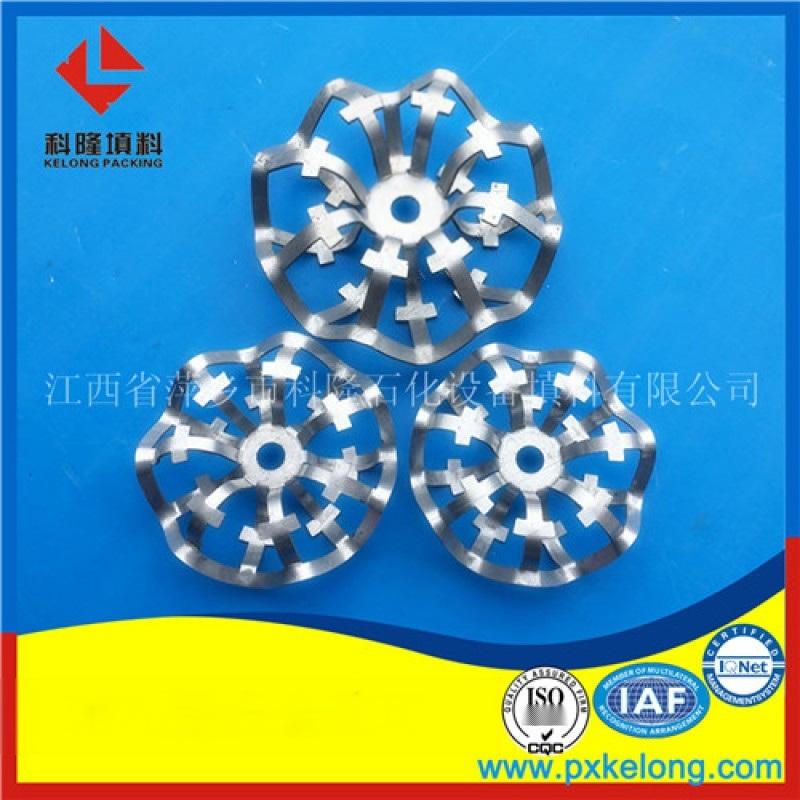 DN108铝合  环填料不锈钢铝花环用于焦化项目中