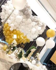 昆明花語花香,氣球求婚,氣球公主屋,氣球婚房