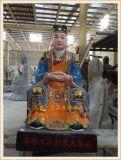 玻璃鋼六十甲子神像廠家,樹脂六十太歲定做廠家