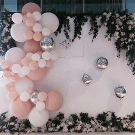 昆明、花語花香、氣球商場布置、氣球年會、氣球生日宴