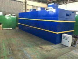 碳钢材质养猪场一体化污水处理设备