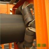 宁夏圆管带式输送机 输送各种块状物料多用途