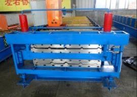 液压驱动840-900双层彩钢全自动压瓦机设备