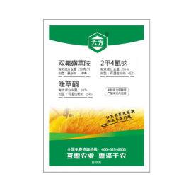 互惠 小麦除草剂 二甲四氯双氟唑草酮 播娘蒿等