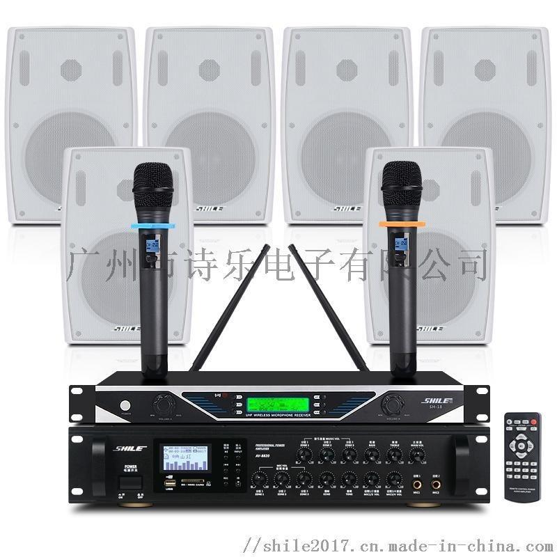 大型户外演出音响工程项目设备