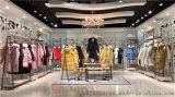 在吉林开女装店哪里有品牌折扣女装明星款羽绒服货源?