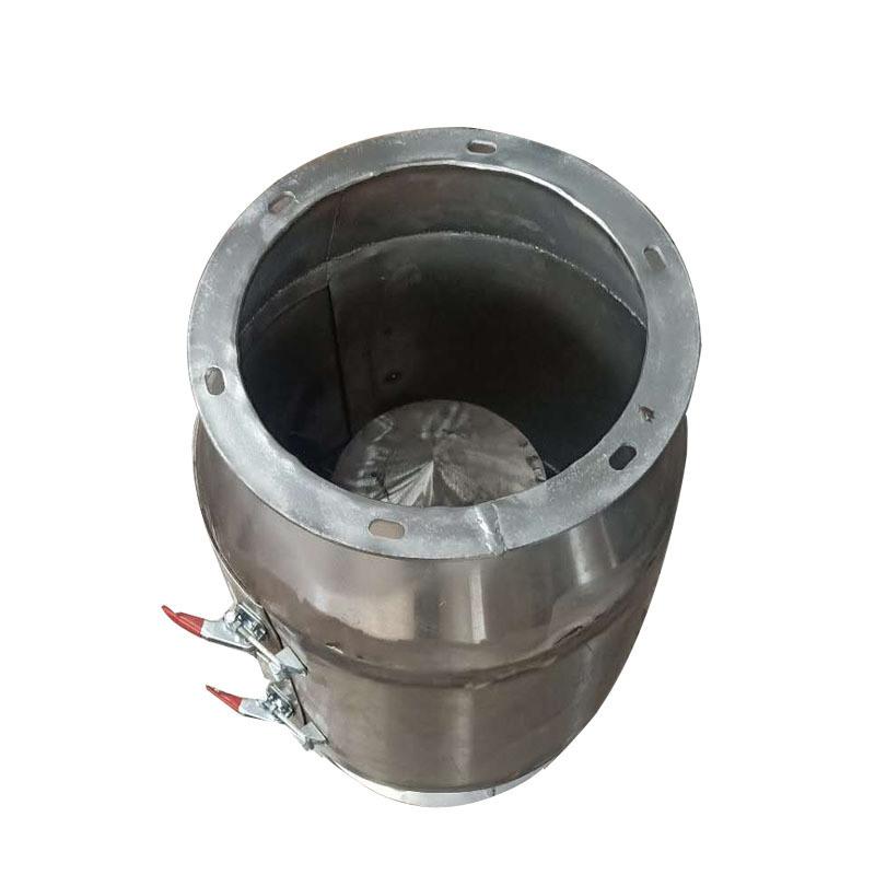 面粉厂 单筒强磁磁选设备TCXT150不锈钢磁选器