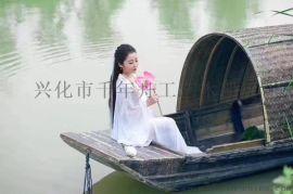 貴陽昆明手工定做木船哪裏買 仿古船裝飾船