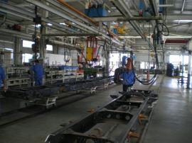 汽车车架铆接机,车架铆接生产线,车架铆接设备