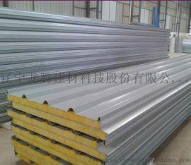 沈阳岩棉/玻璃丝棉复合板龙腾A级防火板厂家供应