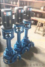 立式渣浆泵 长轴立式泥浆泵