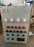 就地远程防爆控制箱控制电机