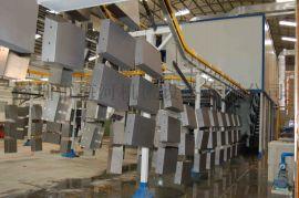 自动化涂装设备厂家梅河机械钣金喷粉线定做