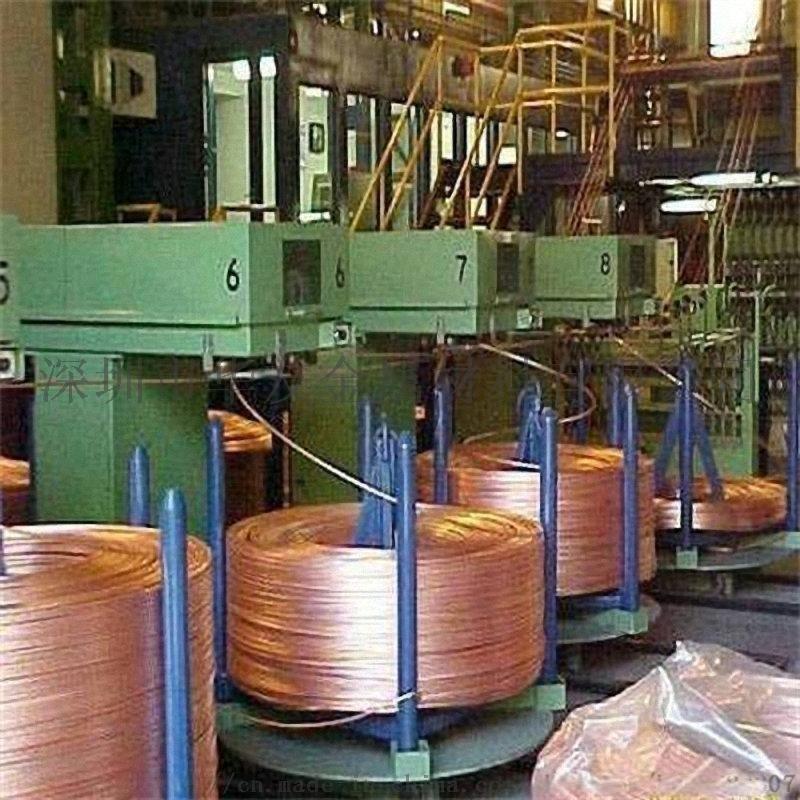 进口铍铜线 C17200铍铜丝 半硬铍青铜丝