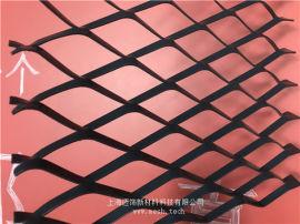 菱形孔不锈钢板网加工订做——上海迈饰