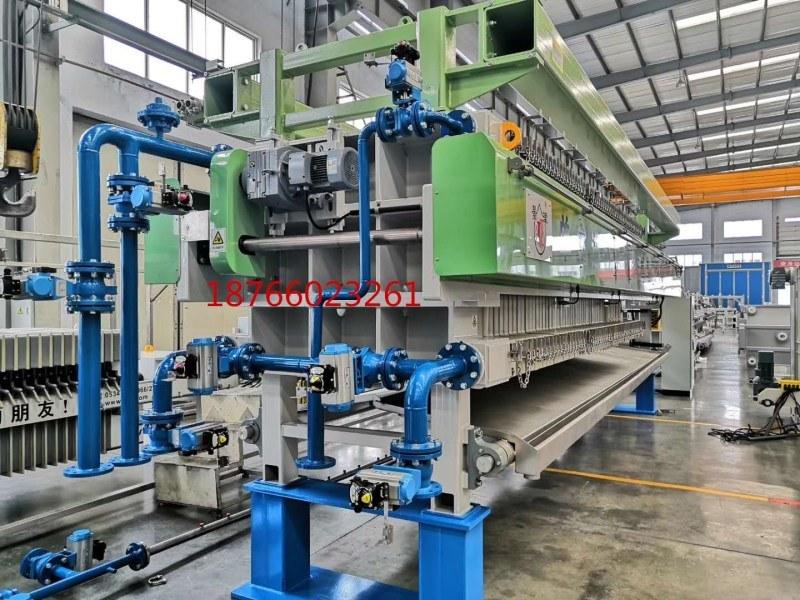 1600型景津程控隔膜压滤机