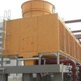 龙轩环保供应玻璃钢冷却塔 方形逆流式冷却塔