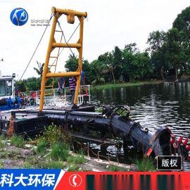 河北大功率绞吸式挖泥船现货 14寸挖泥船生产厂家