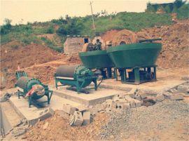 金矿开采工艺流程教程 沙金提取设备