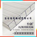 通江縣、南江20mm保溫陽光板 25mm溫室陽光板