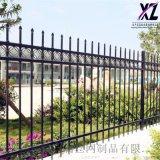 村庄院墙铁栅栏,围墙护栏栅栏,锌钢护栏直营厂家