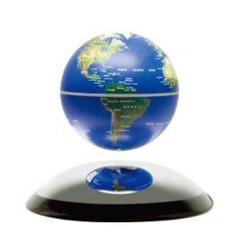 磁悬浮6寸地球仪,高端商务礼品定制