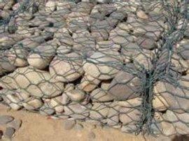 新技术格宾石笼挡墙护岸