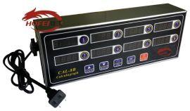 雄飞计时器酒店设备 8段计时器 八通道计时器 秒表计时器 **器