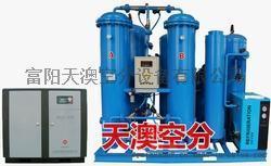 化工行业管道吹扫用制氮机