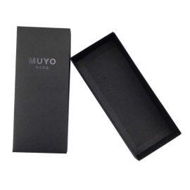 厂家订制首饰礼品盒 高档首饰盒 黑卡纸盒 礼品盒订制