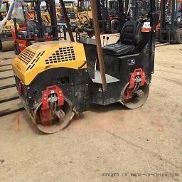 徐工3吨钢轮压路机二手6吨振动压路机销售公司