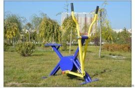 标准小区健身器材健身车 老年人健骑机