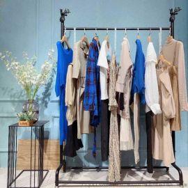 库存女装唯众良品北京门店品牌女装尾货女式牛仔裤汉正街女装批发市场