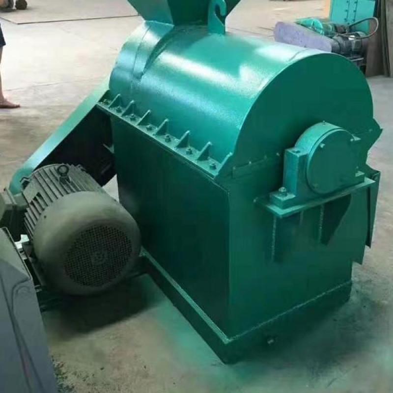新型造粒机22型每小时2吨双轴对辊挤压造粒机