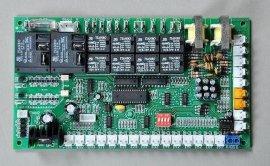 单相单系统热泵控制器